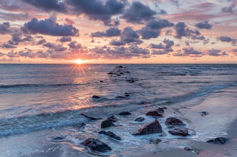 zonsondergang Dag 2