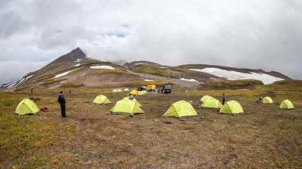 Tentenkamp
